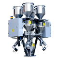 Gravimetric Continuous Blender